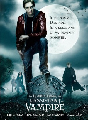 Cirque du Freak: The Vampire's Assistant 764x1042