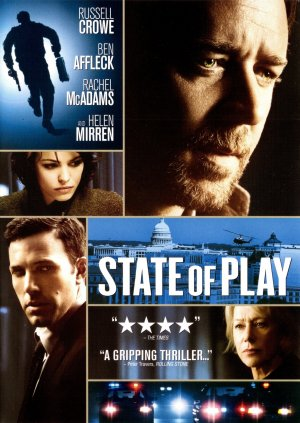 State of Play Dvd cover