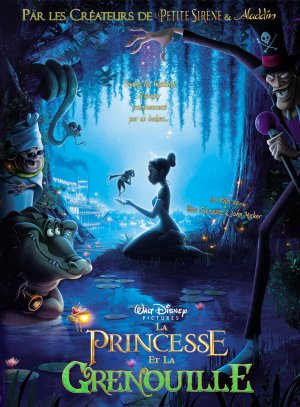 The Princess and the Frog 1532x2076