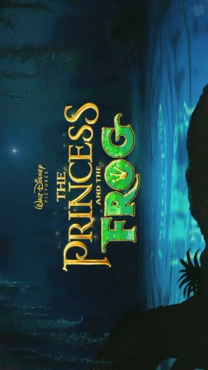 The Princess and the Frog 477x846