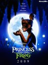 The Princess and the Frog Poster