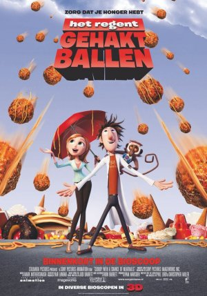 Cloudy with a Chance of Meatballs 560x800