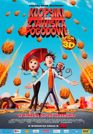 Cloudy with a Chance of Meatballs 2500x3600
