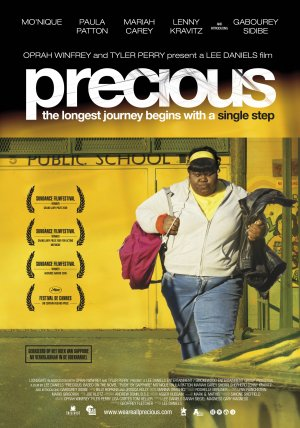 Precious: Based on the Novel Push by Sapphire Poster