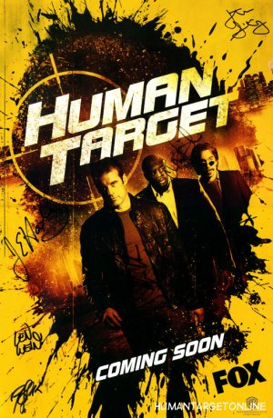 Human Target 522x800