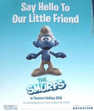 The Smurfs 650x766