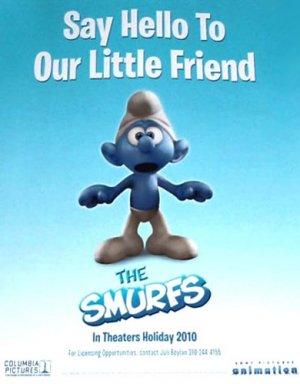 The Smurfs 390x499