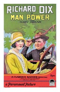 Man Power poster