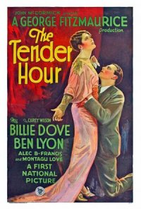The Tender Hour poster