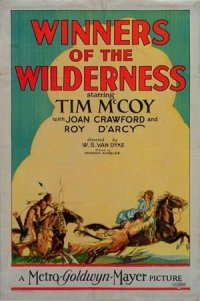 Winners of the Wilderness poster