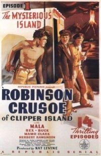 Robinson Crusoe of Clipper Island poster
