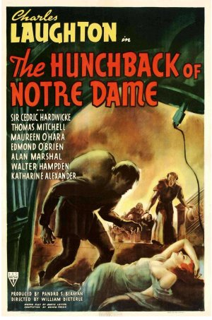 The Hunchback of Notre Dame 1395x2105