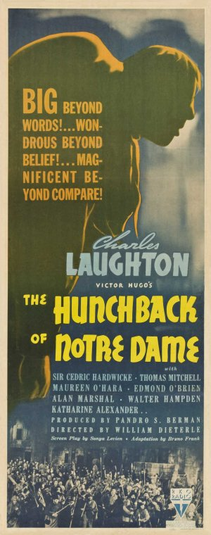 The Hunchback of Notre Dame 1184x3000