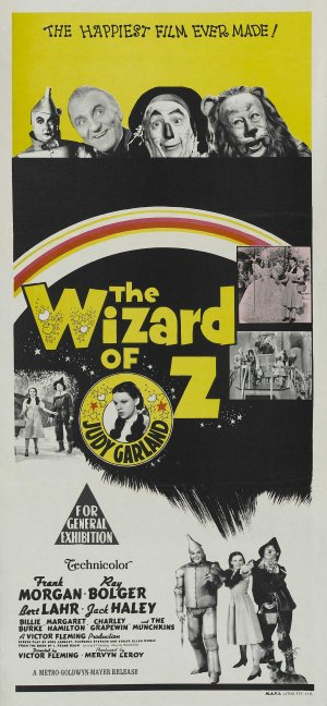 The Wizard of Oz 1674x3618
