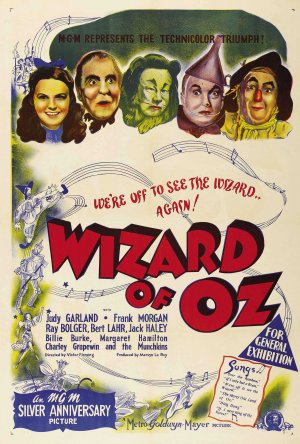 The Wizard of Oz 2838x4203