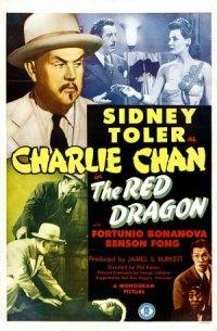 Charlie Chan e il drago rosso poster