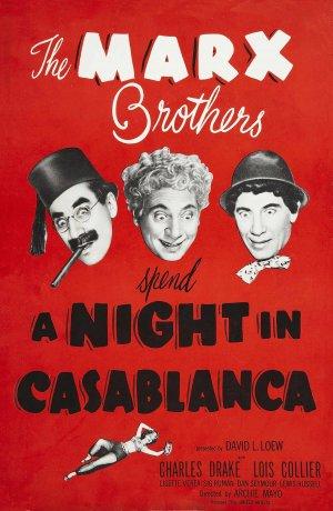 A Night in Casablanca 1904x2919