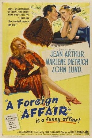 A Foreign Affair 2000x3000