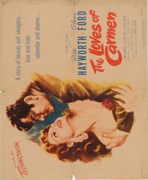 The Loves of Carmen 1233x1500