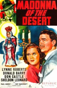 Madonna of the Desert poster