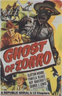 Ghost of Zorro poster