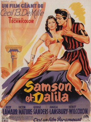 Samson and Delilah 1333x1782