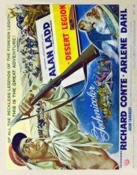 Desert Legion poster