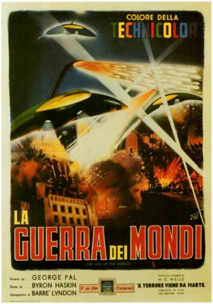 The War of the Worlds 580x828
