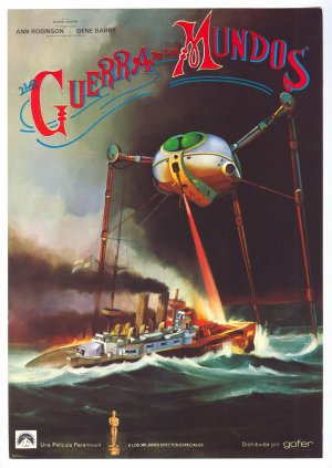 The War of the Worlds 1632x2300
