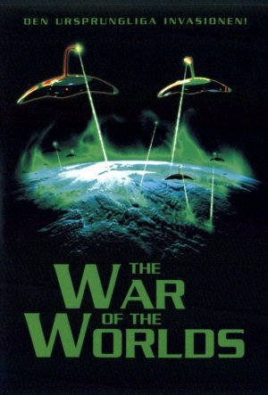 The War of the Worlds 677x1000