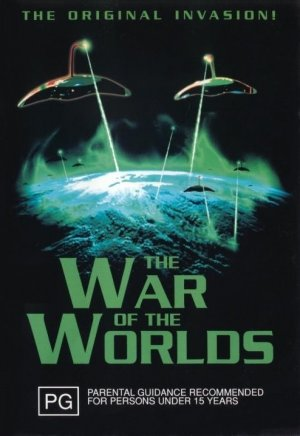 The War of the Worlds 494x718