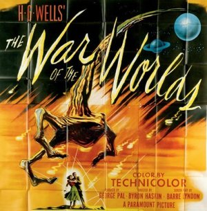 The War of the Worlds 500x508