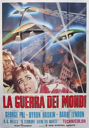 The War of the Worlds 343x490
