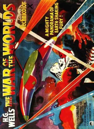The War of the Worlds 723x987