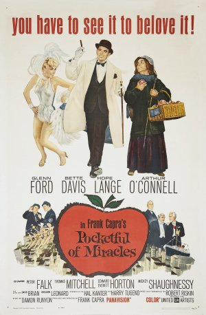 Pocketful of Miracles Poster