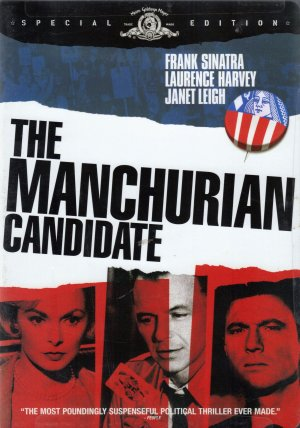 The Manchurian Candidate 1512x2157