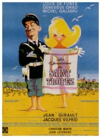 The Troops of St. Tropez poster