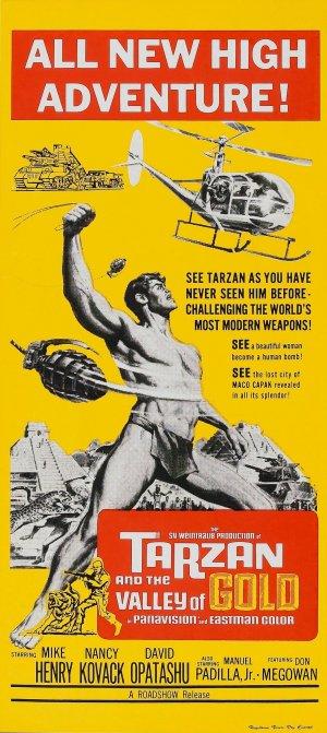 Tarzan und das Tal des Goldes 1064x2380