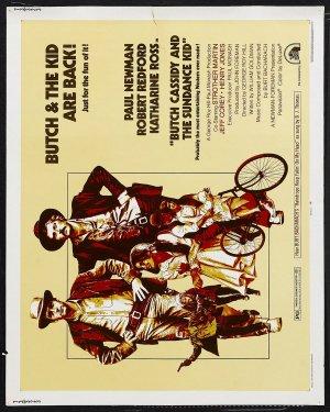 Butch Cassidy and the Sundance Kid 900x1125