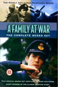 A Family at War poster