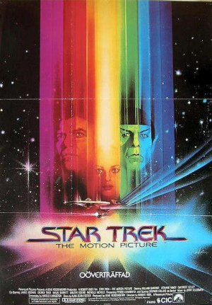 Star Trek: The Motion Picture 383x550