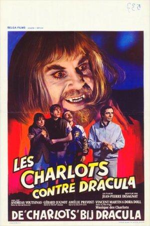 Les Charlots contre Dracula 385x580