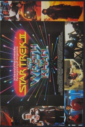 Star Trek II: The Wrath of Khan 499x740