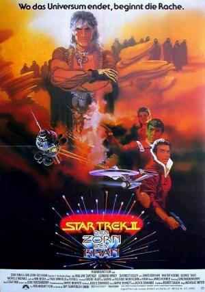 Star Trek II: The Wrath of Khan 500x711