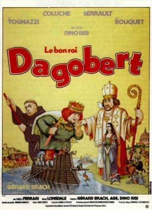 Le bon roi Dagobert 536x738