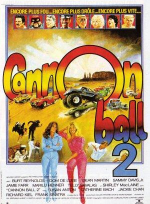 Cannonball Run II 1289x1755