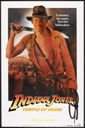 Indiana Jones and the Temple of Doom 1912x2856