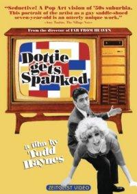 Dottie Gets Spanked poster