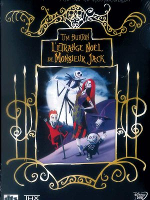 The Nightmare Before Christmas 600x800