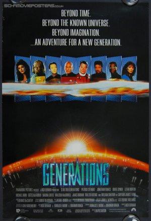 Star Trek: Generations 506x740